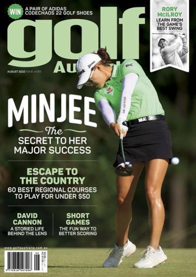 Golf Australia Magazine - 12 Month Subscription product photo Internal 1 DETAILS
