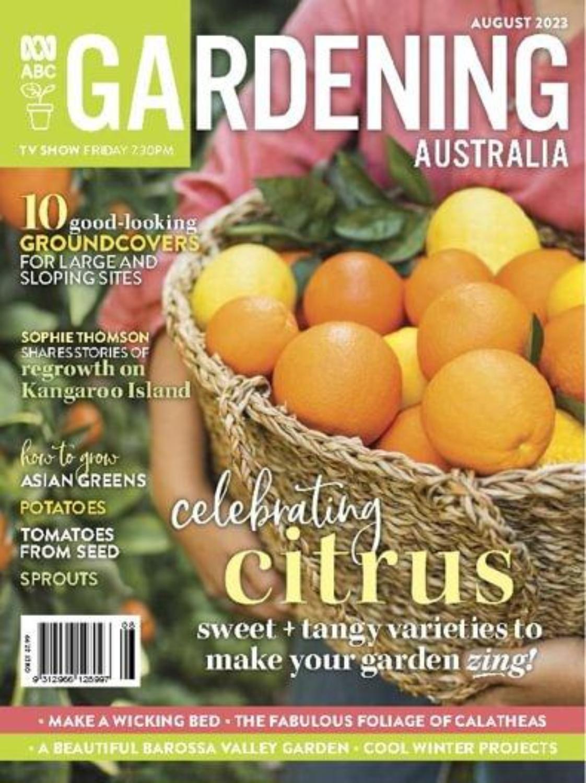 Gardening Australia Magazine 12 Month Subscription Home Gardens