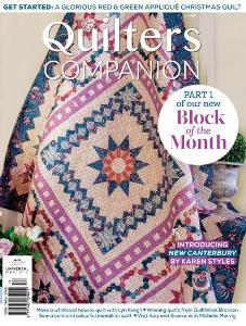 Quilters Companion Magazine - 12 Month Subscription product photo
