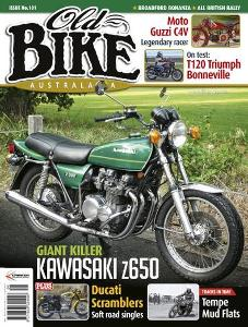 Old Bike Australasia Magazine - 12 Month Subscription product photo