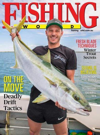 Fishing World Magazine - 12 Month Subscription product photo Internal 1 DETAILS