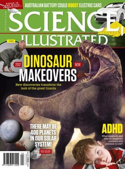 Science Illustrated Magazine - 12 Month Subscription product photo Internal 1 DETAILS