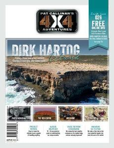 Pat Callinan's 4X4 Adventures Magazine - 12 Month Subscription product photo