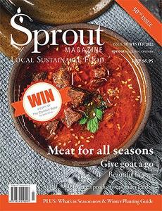 Sprout Magazine - 12 Month Subscription product photo