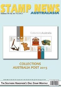 Stamp News Australasia Magazine - 12 Month Subscription product photo