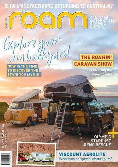 Time To Roam Australia Magazine - 12 Month Subscription product photo Internal 1 DETAILS