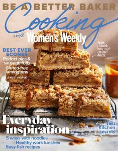 Australian Women's Weekly Food Magazine - 12 Month Subscription product photo