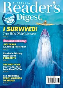 Reader's Digest Magazine - 12 Month Subscription product photo