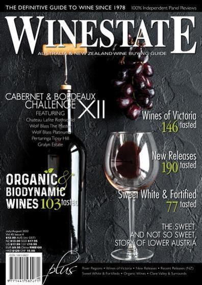 Winestate Magazine - 12 Month Subscription product photo Internal 1 DETAILS