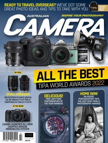 Australian Camera Magazine - 12 Month Subscription product photo Internal 1 DETAILS