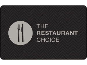 Restaurant Choice Fine Dining Gift Card product photo