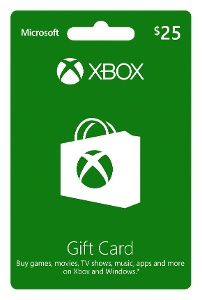 Xbox Live Gift Card product photo